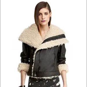 🆕 Rachel Roy Aries Leather Jacket